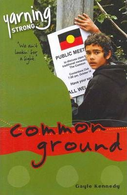 Common Ground - Guided Reading Pack