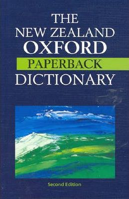 The New Zealand Oxford Paperback Dictionary