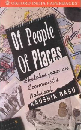 Image result for Of People, Of Places: Sketches from an Economist's Notebook