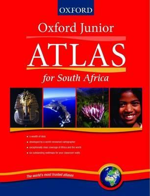 Oxford junior atlas for Southern Africa: Gr 4 - 5