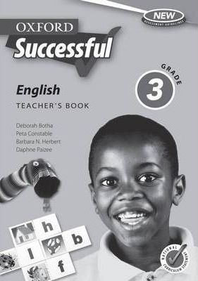 Oxford Successful English: Gr 3: Teacher's Book and Poster Revised