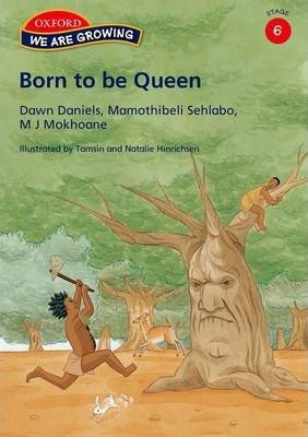 Born to be queen : Stage 6: Reader