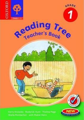 Oxford Reading Tree: Gr 1: Teacher's Book Stage 1 - 5