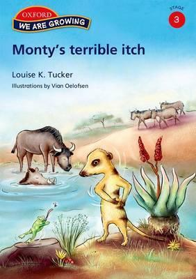 Monty's terrible itch: Stage 3 Reader 6: Reader