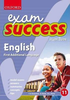 Exam Success English: Gr 11: Study Guide
