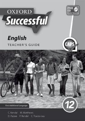 Oxford successful English CAPS: Gr 12: Teacher's book and CD