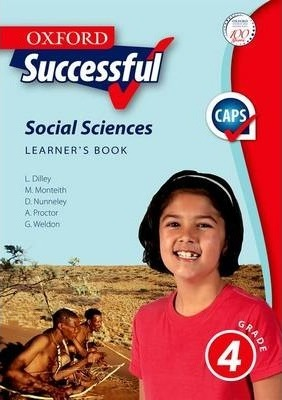 Oxford successful social sciences CAPS: Gr 4: Learner's book