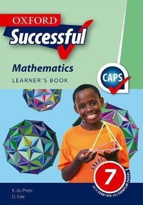 Oxford successful mathematics CAPS: Gr 7: Learner's book
