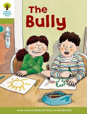 The The Bully: The bully Big Book Stage 7