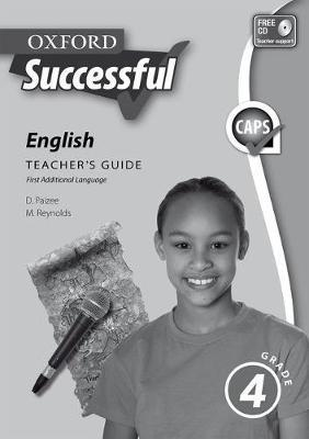Oxford successful English CAPS: Gr 4: Teacher's book and posters