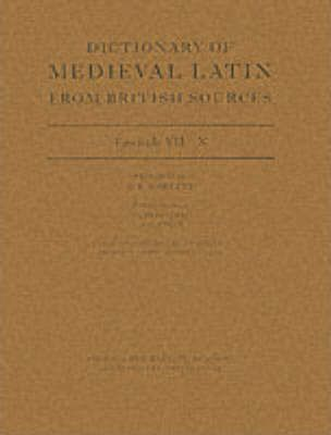 Dictionary of Medieval Latin from British Sources: Fascicule VII: N