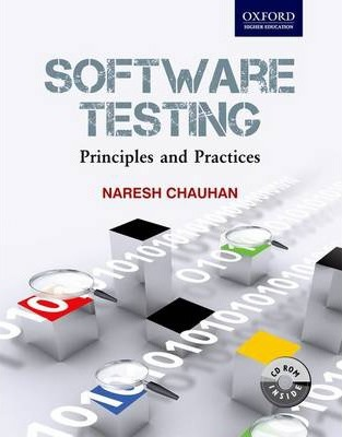 Software Testing Principles And Practices Naresh Chauhan 9780198061847