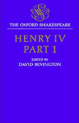 The Oxford Shakespeare: Henry IV, Part One