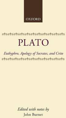 an analysis of crito and plato The personified laws in the crito who make the case for socrates' remaining in prison and accepting his execution rather than fleeing at the urging of his friend crito, speak not, as is generally thought, for socrates, but represent instead the.