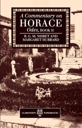 A Commentary on Horace: Odes: Book II