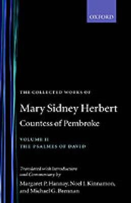 The Collected Works of Mary Sidney Herbert, Countess of Pembroke: Volume II: The Psalmes of David
