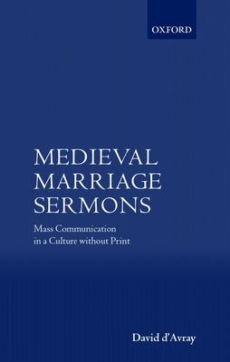 Medieval Marriage Sermons