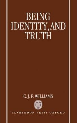 what is truth williams c j f