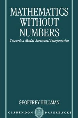 Mathematics without Numbers