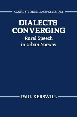 Dialects Converging