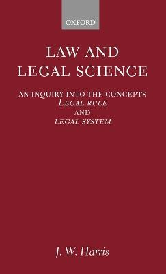 Law and Legal Science