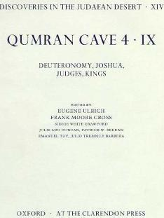 Discoveries in the Judaean Desert: Qumran Cave 4 Volume 14