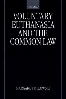 euthanasia and the law News about euthanasia commentary and archival information about euthanasia from the new york times.