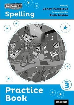 Read Write Inc. Spelling: Practice Book 3 Pack of 30