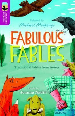 Oxford Reading Tree TreeTops Greatest Stories: Oxford Level 10: Fabulous Fables