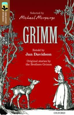 Oxford Reading Tree TreeTops Greatest Stories: Oxford Level 18: Grimm