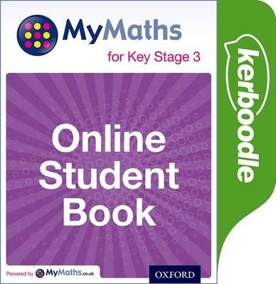 Mymaths: for Key Stage 3: Online Bumper Student Book