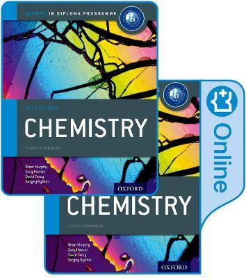 Oxford IB Diploma Programme: IB Chemistry Print and Enhanced Online Course Book Pack