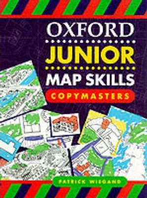 Oxford Junior Map Skills: Copymasters