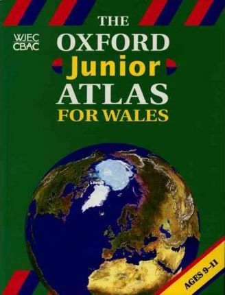 Oxford Junior Atlas for Wales