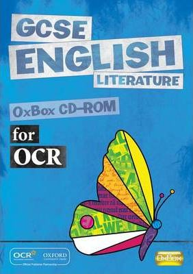 GCSE English Literature for OCR Oxbox CD-ROM