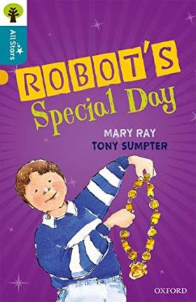 ORT ALL STARS LEV9A ROBOT SPECIAL DAY NE