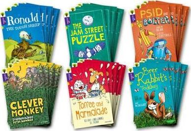Oxford Reading Tree All Stars: Oxford Level 11: Pack 3 (Pack