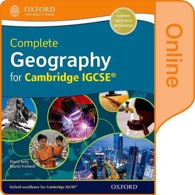Complete Geography for Cambridge IGCSE : David Kelly