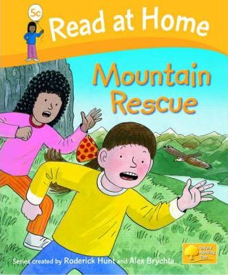 Read at Home More Level 5c Mountain Rescue