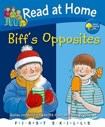 Read at Home First Skills Biff's Opposites