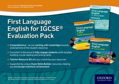 Complete First Language English for Igcserg Evaluation Pack