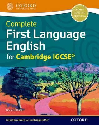 Complete First Language English for Cambridge IGCSE (R