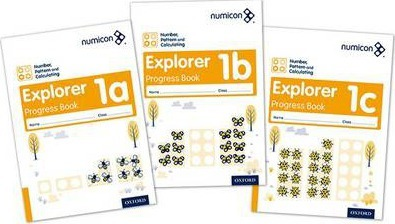 Numicon: Number, Pattern and Calculating 1 Explorer Progress