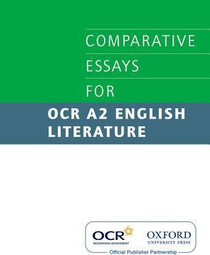 Comparative Essays For Ocr A English Literature  Julian Thompson  Comparative Essays For Ocr A English Literature Proposal Essay Ideas also High School Admission Essay  Need Help Creating Business Plan