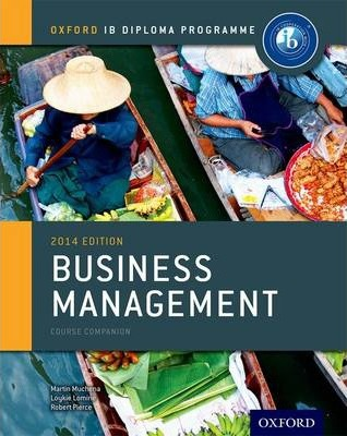 Oxford Ib Diploma Programme Business Management Course Companion
