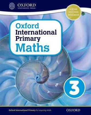 Oxford International Primary Maths 3 : Janet Rees : 9780198394617