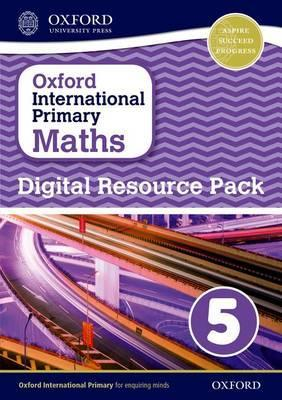 Oxford International Primary Maths: Digital Resource Pack 5