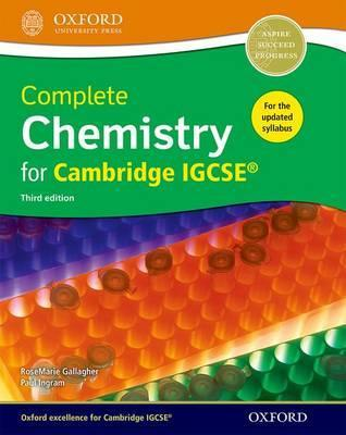 Complete Chemistry for Cambridge IGCSE (R)