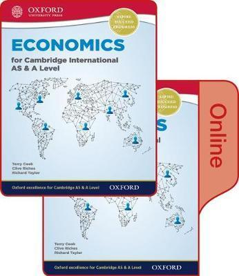 Economics for Cambridge International AS and A Level Print