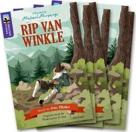 Oxford Reading Tree TreeTops Greatest Stories: Oxford Level 11: Rip Van Winkle Pack 6